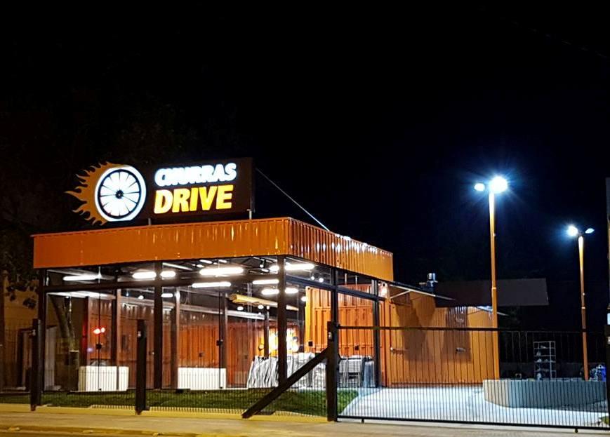 Comercial - Churras Drive