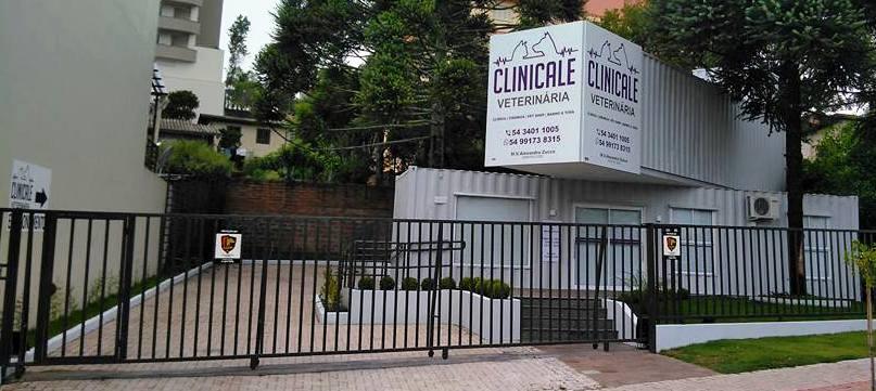 Comercial - Clínica Veterinária